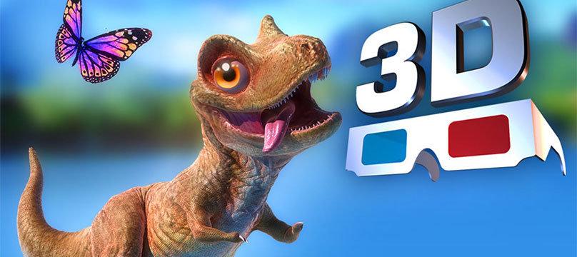 Dinoszaurusz születése - 3D