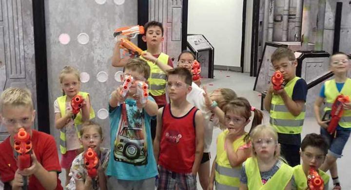 Gyerekprogramok, Nerf pályák, szülinapok, szabadulószobák - Fót, Csupakaland
