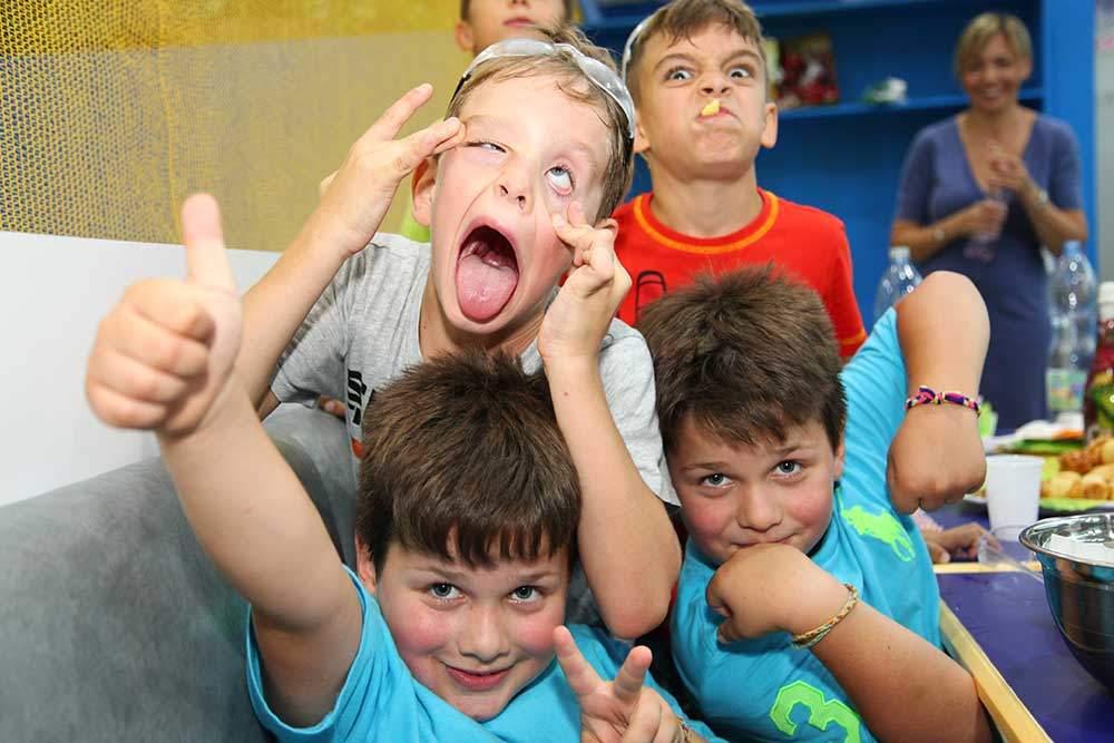 Nerf pálya - Savoya Park, gyerek programok, családi programok