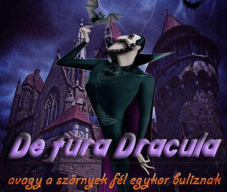 De fura Dracula - Jusski, szabadulószoba